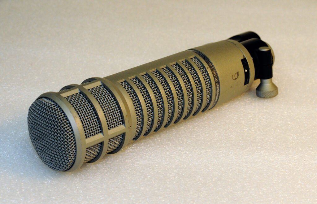 Electro Voice Re20 riparazione