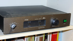 Pre amp. Aes Five